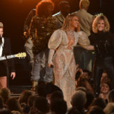 """Beyonce Performs """"Daddy Lessons"""" At CMAs"""