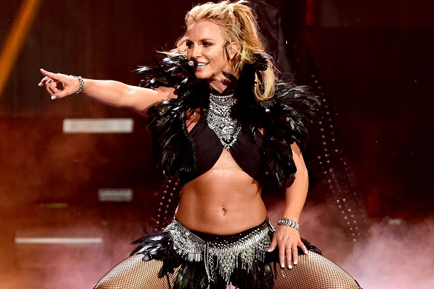Britney Spears iHeartRadio