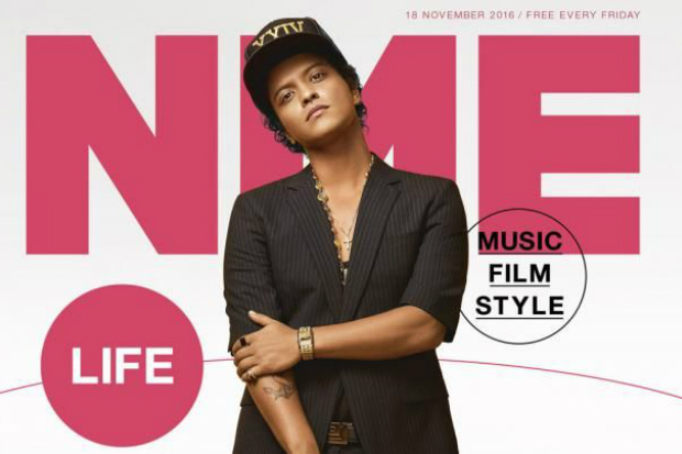 bruno-mars-nme-2016-cover