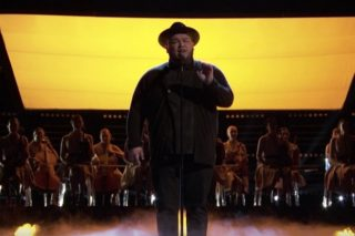 """'The Voice': Watch Christian Cuevas Belt Out Lady Gaga's """"Million Reasons"""""""