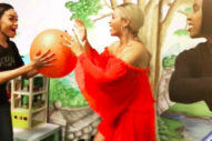 Destiny's Child Takes Part In Mannequin Challenge