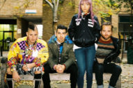 DNCE Poses For 'TMRW,' Joe Talks Creating Music Without His Brothers