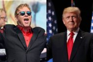 Elton John Will Not Be Performing At Donald Trump's U.S. Inauguration After All