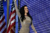 Katy Perry Donates $10,000 To Planned Parenthood In Light Of Election 2016 Results