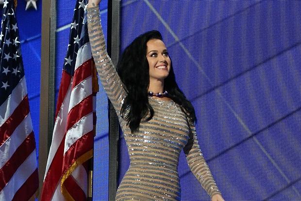 Katy Perry DNC