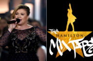 Hear Kelly Clarkson's 'Hamilton Mixtape' Song