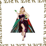 Kylie Minogue Unveils 'Snow Queen Edition'