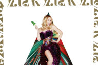 Kylie Minogue Unveils 'Snow Queen Edition' Of 'Kylie Christmas'