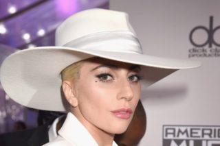 American Music Awards 2016: Lady Gaga Offers Up Sideboob, Joanne & Bowie Looks