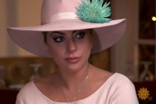 Lady Gaga Tears Up Over Perils Of Fame On 'CBS Sunday Morning': Watch