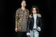 """MGK & Camila Cabello Channel Bonnie & Clyde In """"Bad Things"""" Video"""