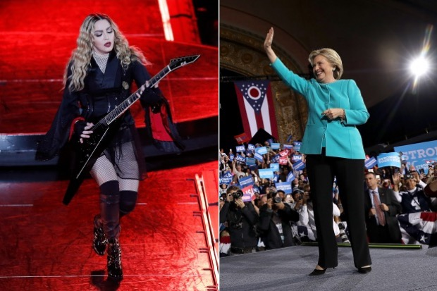 madonna-hillary-clinton-concert-election-2016-support-vote-poll-donald-trump