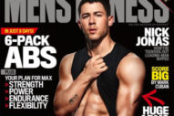 Nick Jonas Shows Off His Six-Pack On The Cover Of 'Men's Fitness'