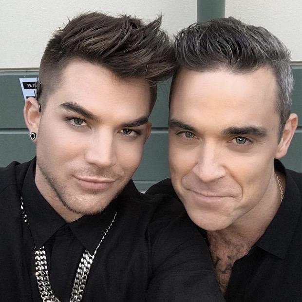 robbie-williams-adam-lambert-x-factor-australia-selfie=photo