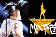 Hear Sia's 'Hamilton Mixtape' Song Featuring Miguel & Queen Latifah