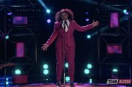 "'The Voice': Watch Wè McDonald Own Rihanna's ""Love on the Brain"""