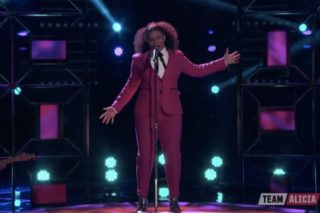 "'The Voice': Watch Wè McDonald Own Rihanna's ""Love on the Brain"""