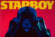 The Weeknd's 'Starboy' LP Features Lana Del Rey & Kendrick Lamar
