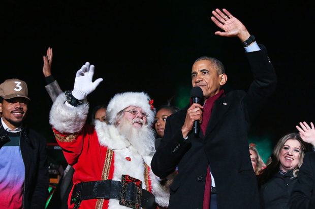 94th Annual National Christmas Tree Lighting Ceremony