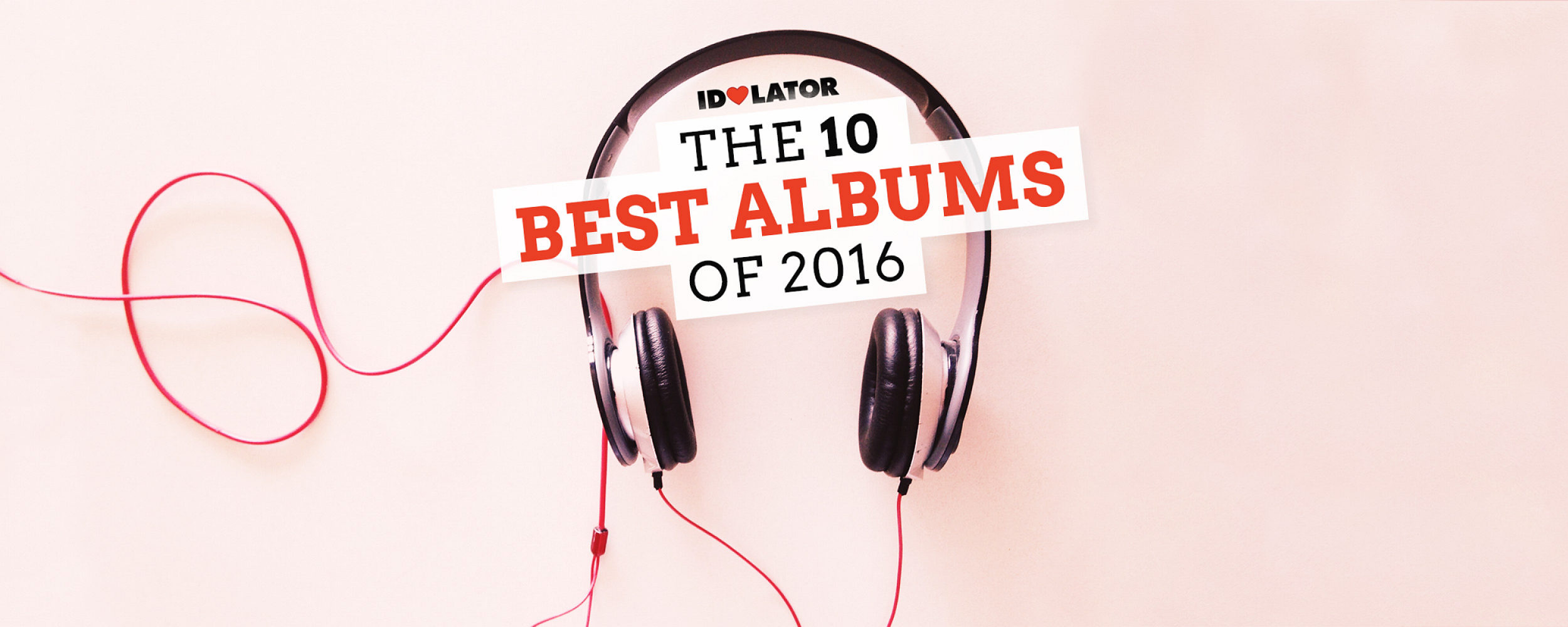 The 10 Best Albums Of 2016