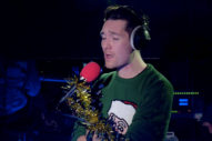 "Bastille Cover Mariah Carey's ""All I Want For Christmas Is You"" For 'Live Lounge': Watch"