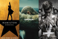 From 'Lemonade' To 'Views,' The 15 Best-Selling Albums Of 2016
