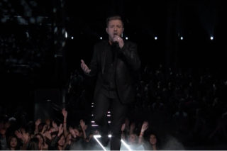 "'The Voice': Watch Billy Gilman Own Celine Dion's ""I Surrender"""