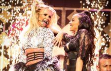 Britney Spears & Tinashe At KIIS FM Jingle Ball: Watch
