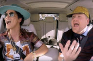 Bruno Mars And James Corden Belt Out The Hits On Carpool Karaoke: Watch