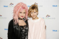 "Grace VanderWaal And Cyndi Lauper's ""True Colors"" Duet In New York Is Perfection: Watch"