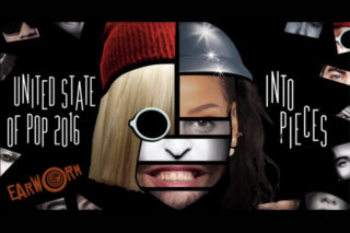 """DJ Earworm's """"United States Of Pop 2016 (Into Pieces)"""" Has Arrived: Watch"""