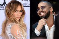 Drake Saw Jennifer Lopez's Vegas Show And Nothing Was The Same