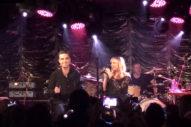 "Robbie Williams & Emma Bunton Sing Spice Girls' ""2 Become 1″: Watch"