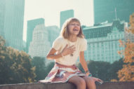 "Grace VanderWaal's 'Perfectly Imperfect' EP Flies Up iTunes Chart: Watch ""Clay"" Lyric Video"
