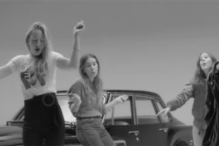 Here's Proof Of Life From HAIM In Electric Guest's New Video