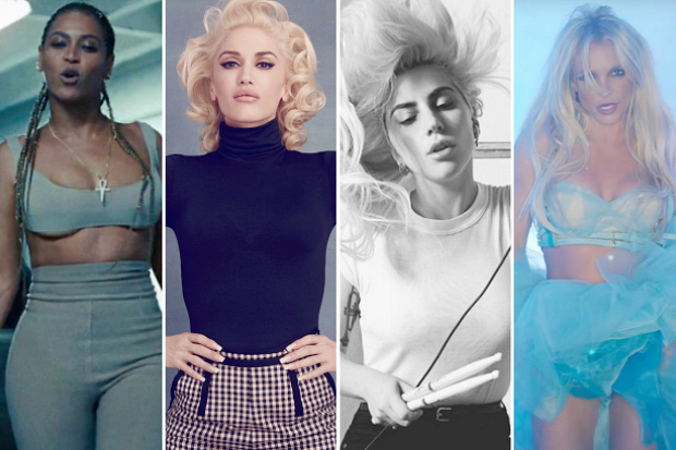 idolator-2016-best-pop-albums-britney-beyonce-gwen-stefani-lady-gaga-readers-poll
