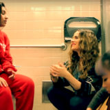 Watch JoJo &  Alessia Cara Sing In A Toilet Stall