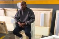Kanye West Spotted In Public For First Time Since Hospitalization