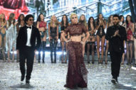 Lady Gaga, Bruno Mars And The Weeknd Take The 2016 Victoria's Secret Fashion Show Stage