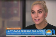 Lady Gaga Reveals She Suffers From PTSD On 'TODAY': Watch
