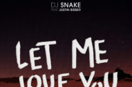 "Sean Paul Remixes Justin Bieber & DJ Snake's ""Let Me Love You"""