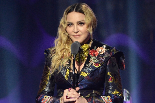 Billboard Women In Music 2016 Madonna