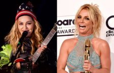 Madonna Covers Britney's