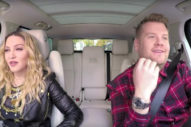 Watch Madonna Twerk In Her Carpool Karaoke Teaser