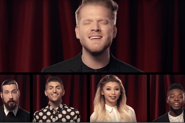 pentatonix-o-come-all-ye-faithful-video-watch