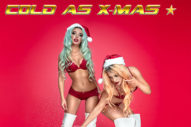 """Rebecca & Fiona Slow It Down For """"Cold As Xmas"""""""