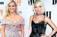 "Resse Witherspoon Recorded An EDM Cover Of Taylor Swift's ""Shake It Off"": Listen"