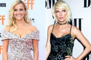 """Resse Witherspoon Recorded An EDM Cover Of Taylor Swift's """"Shake It Off"""": Listen"""