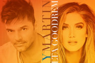 "Ricky Martin Drops English Version Of ""Vente Pa' Ca"" With Delta Goodrem"