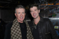 "Robin Thicke Remembers His Father Alan Thicke: ""He Was The Best Man I Ever Knew"""